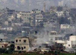 Израиль нанес авиаудар по границе сектора Газы