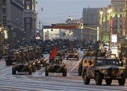 Армия в России превратилась в декорацию