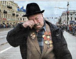 Ветеранам нет места на Дне Победы в Москве