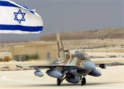Израиль отрепетировал войну с Ираном