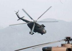 В Венесуэле разбился вертолет с военными