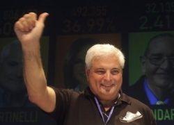 Рикардо Мартинелли выбран президентом Панамы