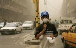 В 60% городов США дышать опасно для жизни