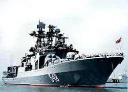 "\""Адмирал Пантелеев\"" начал охранять суда от пиратов"