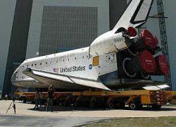 NASA начало сокращать специалистов по шаттлам