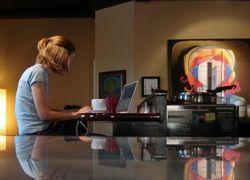 Российские женщины жаждут общения в Интернете
