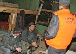 В Москве задержаны мигранты, захватившие выселенный дом