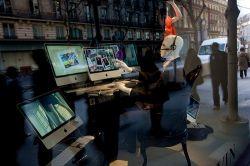 Париж представил Высокую моду в стиле Apple