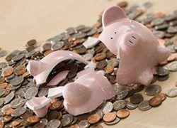 Резервный фонд РФ за месяц похудел на 566 млрд рублей