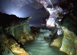 Обнаружена самая большая в мире пещера