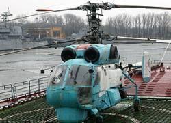 Вертолет Балтфлота упал в море
