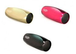 Podio — портативный аудиоплеер для велосипедистов