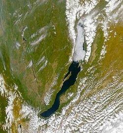 Глобальное потепление погубит Байкал