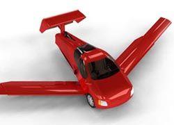 В США объявился новый летающий автомобиль