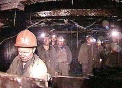 Под завалами в донецкой шахте оказались девять горняков