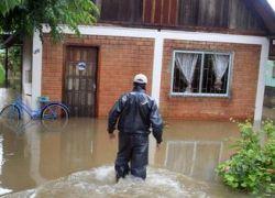 От наводнений в Бразилии пострадало 130 тысяч человек