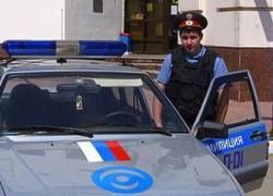 В Нижнем Новгороде злоумышленники подожгли РОВД