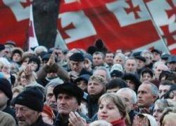 Власти Грузии надеются, что силы оппозиции иссякнут
