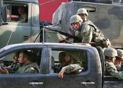 В Грузии предотвращена попытка военного госпереворота