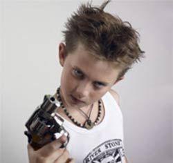 Московский школьник расстрелял одноклассника