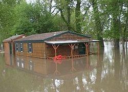 Жертвами наводнений в Бразилии стали 24 человека