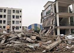 Китай рассказал о погибших при землетрясениях детях