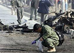 Теракт в Афганистане: 12 погибших