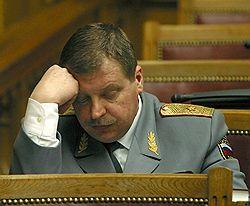 ГУВД Москвы возглавит генерал-лейтенант Михаил Ванечкин
