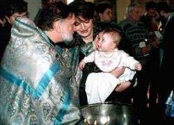 Стоит ли торопиться крестить детей?