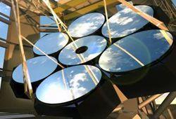 Телескоп из семи 8,4-метровых зеркал