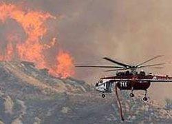 Пожары в Калифорнии выгнали из дома 30 тысяч человек