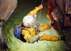 В Крыму из пещеры спасены петербургские спелеологи
