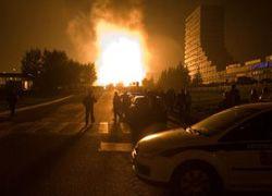 Пожар на газопроводе на западе Москвы ликвидирован