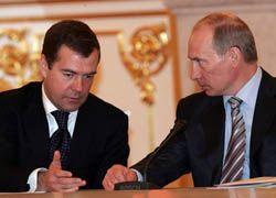 Как Медведева заставляют уволить Путина
