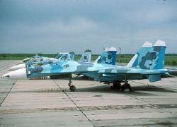 США закупили у Украины два СУ-27