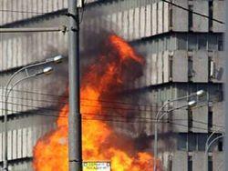 Лужков: взрыв на газопроводе произошел из-за сварщиков