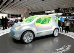 Renault представил электрический Kangoo