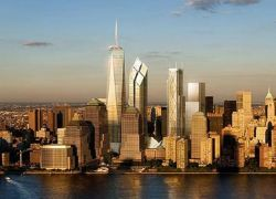 Новый Всемирный торговый центр будет ниже и меньше