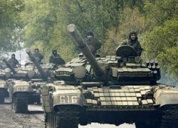 Мятежи в Грузии не помешали учениям НАТО