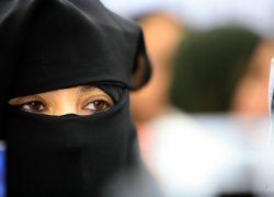 Мусульманкам в Дании придется показывать лицо