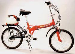 "Британцы изобрели велосипед-\""ракету\"""