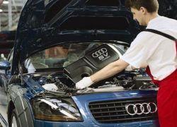 Автомобили Audi начнут собирать в России