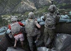 Американский солдат вышел на бой с талибами в трусах