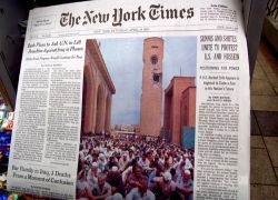 The New York Times обвинили в пропаганде атеизма
