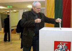 В Литве начались выборы президента страны