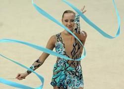 Россиянки - чемпионы Европы в художественной гимнастике
