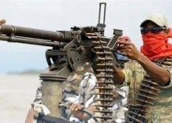В Нигерии боевики взорвали газо- и нефтепровод