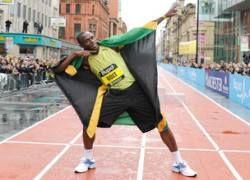 Усэйн Болт установил новый мировой рекорд в спринте