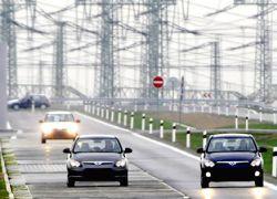 Электромобили Кореи будут заряжаться от дороги