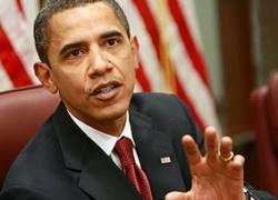 Обама выступил за создание палестинского государства